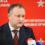 Президента Молдови тимчасово відсторонили від посади