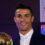 Роналду піднявся на 9-е місце в боротьбі за «Золоту бутсу»
