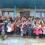 У Комишувасі на Луганщині відкрили дитячо-спортивний майданчик