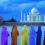 Традиційне свято весни і свободи Холі відзначають вІндії